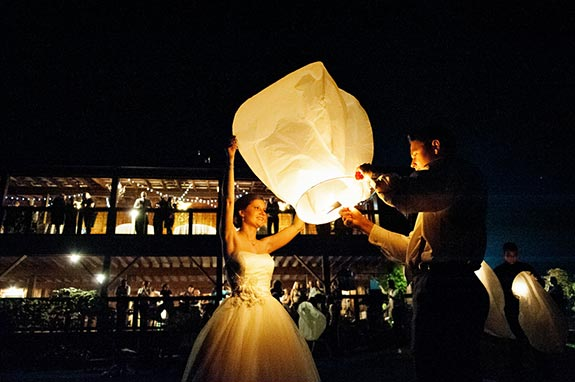wedding wish lanterns one stylish 1