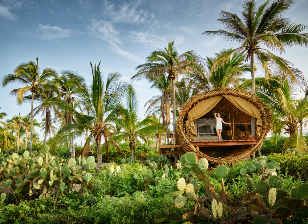 PlayaViva Treehouse - © Kevin Steele / kevsteele.com. For Playa