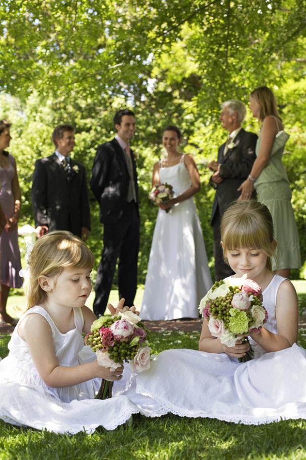 children and wedding2
